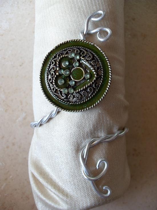 Le bracelet de Sylvie.
