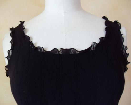 La robe de laurence : Modéle inspiré d'une de mes créations mais modif