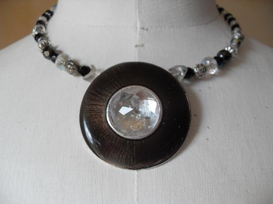 Le collier de Sylvie.