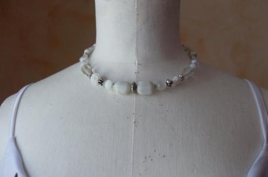 Le collier de Marie!