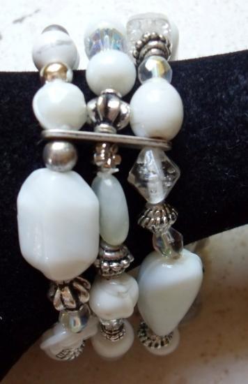 Le bracelet de Marie!
