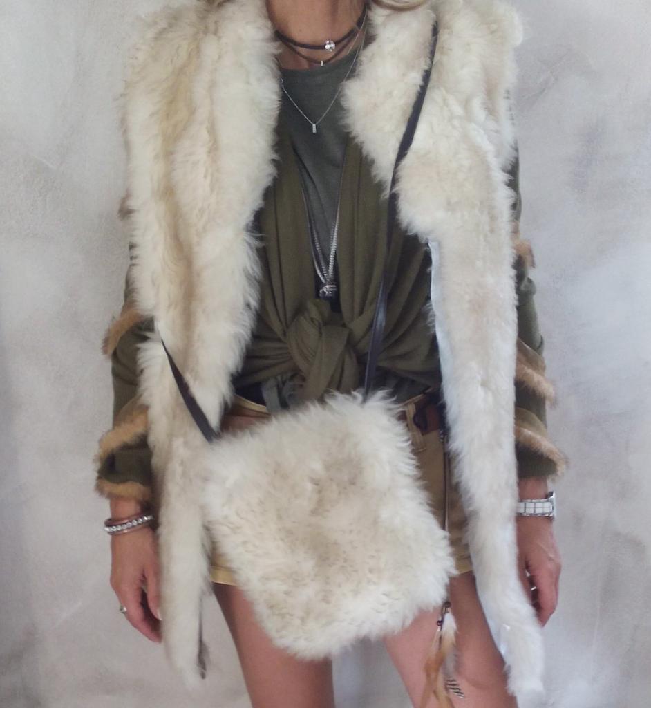 Le costume de Sylvie.