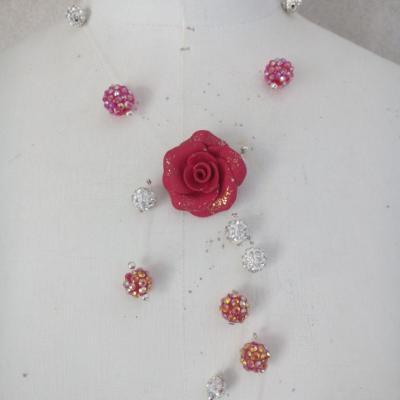 Le collier de Carole.