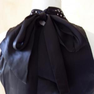 top noir sinequanone noir; COL