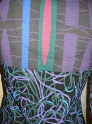 Tee-shirt fleurs brodées de FRIME.
