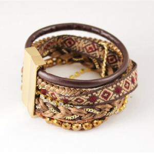 Braceletmarron