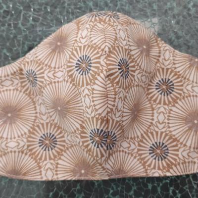 Masque tissu forme chu