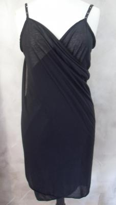 Robe de plage-paréo